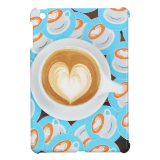 A soft heart iPad mini cases
