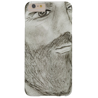 A Solemn Jesus II Barely There iPhone 6 Plus Case