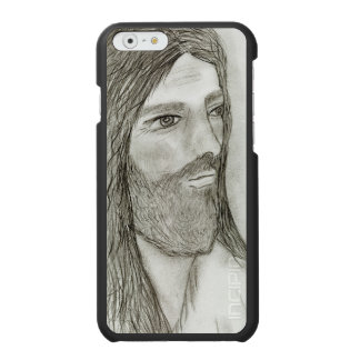 A Solemn Jesus II Incipio Watson™ iPhone 6 Wallet Case