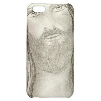 A Solemn Jesus iPhone 5C Case
