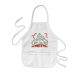 A Son Is Given© Kids Apron
