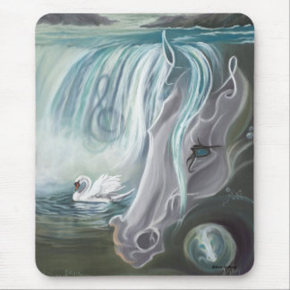 A Song of Stillness, by Kim McElroy Mouse Pad