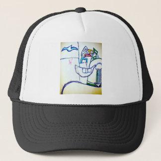 A Songbirds Morphetic Trucker Hat