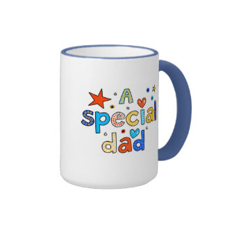 A Special Dad Coffee Mugs