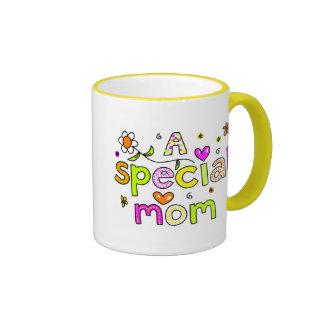 A Special Mom Ringer Mug