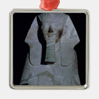 A Sphinx of Queen Hatshepsut Metal Ornament
