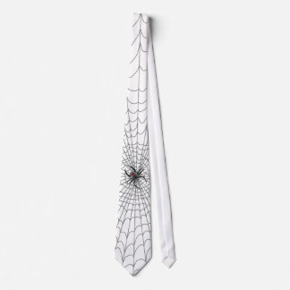 A Spiders Web Tie