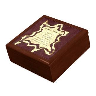 A Spiritual Hierarchy Jewelry Box