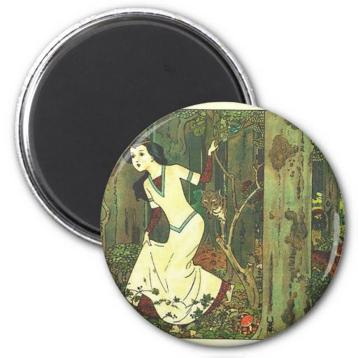 A Spiritual Place - Fairytales Magnets