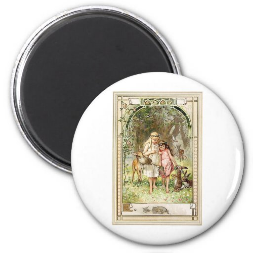 A Spiritual Place -Fairytales -Snow White Magnet