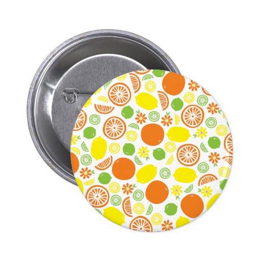 A Splash of Citrus Buttons