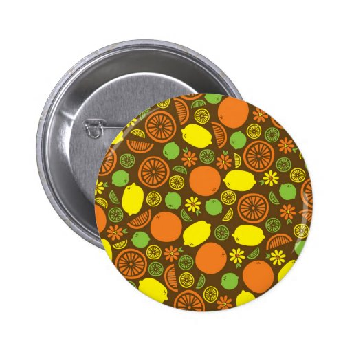 A Splash of Citrus Pin