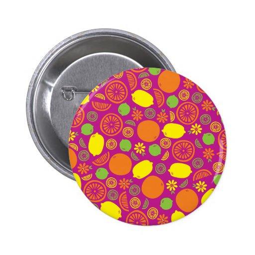 A Splash of Citrus Button