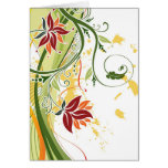 A-Splash-of Colours Multiple Product selected Greeting Card