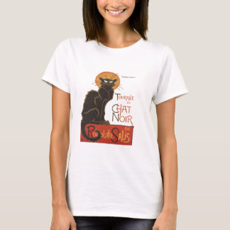 A Steinlen Cat T-Shirt
