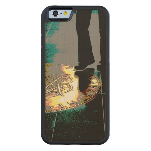 A step towards... Fame ? -  Wood Case Carved® Maple iPhone 6 Bumper