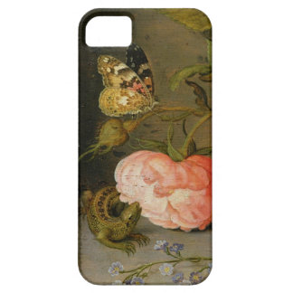 A Still Life with Roses on a Ledge Barely There iPhone 5 Case