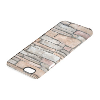 A Stone textured iPhone 6s case. Clear iPhone 6/6S Case