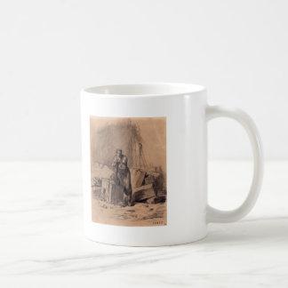 A stonemason by Jean-Francois Millet Coffee Mug