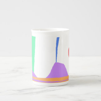 A Stork - You Are Not Alone Tea Cup