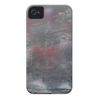 A stormy winter's night iPhone 4 cases