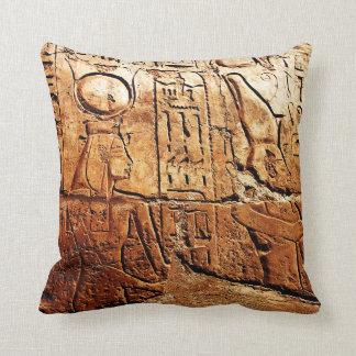 """""""A Story in Egypt"""" JTG Art Pillow"""
