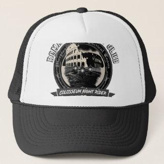 A strange Motorcycle Club Trucker Hat