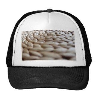 A Straw Braid's Spiral Cap