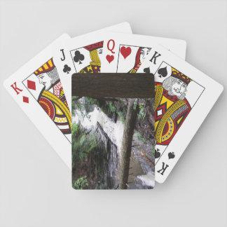 A Stream Runs Through It Playing Cards