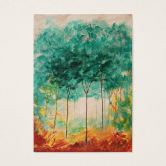 A Stroll In The Park - ACEO Business Profile Card