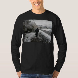 A Stroll in the Snow T-Shirt