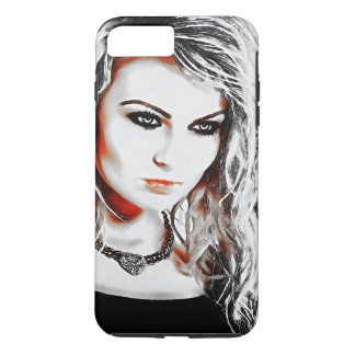 A strong Woman iPhone 7 Plus Case