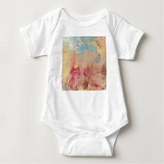 A Study in colour Baby Bodysuit