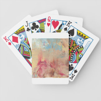 A Study in colour Bicycle Playing Cards
