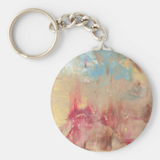 A Study in colour Key Ring