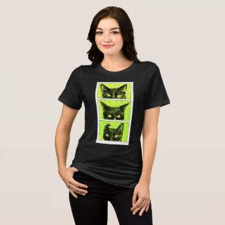 A Study of Cat's Ears T-Shirt