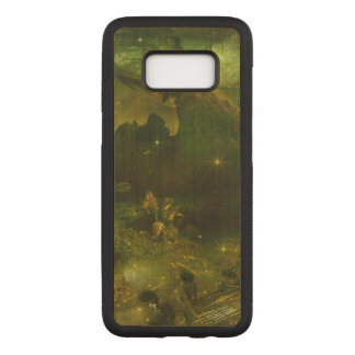 A Stunning South Pacific Paradise Carved Samsung Galaxy S8 Case