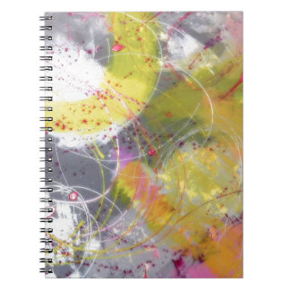 A Stunning Unique Abstract Design Notebooks