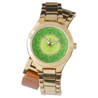 A Succulent Trap Fractal Watch