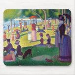 A Sunday Afternoon on La Grande Jatte by Seurat Mouse Pad