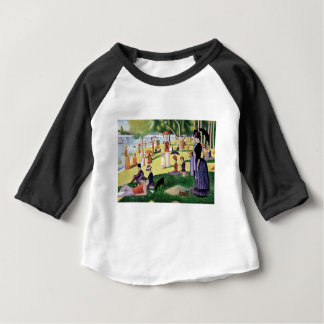 A Sunday Afternoon On The Island Of La Grande Jatt Baby T-Shirt