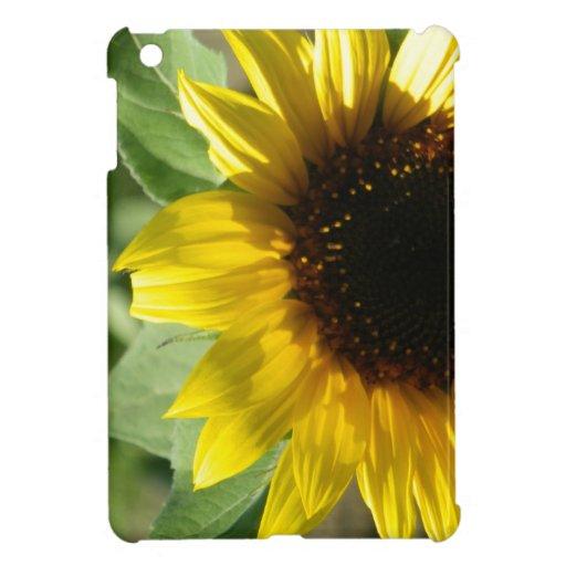 A Sunflower iPad Mini Covers