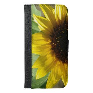 A Sunflower iPhone 6/6s Plus Wallet Case