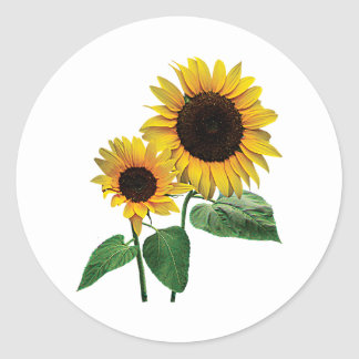 A Sunflower Mommy s Love Stickers