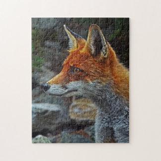A Super Cute Fox Jigsaw Puzzle