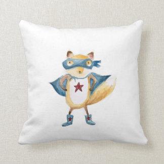 A Super Fox pillow! Cushion