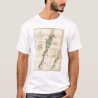 A Survey of Lake Champlain T-Shirt