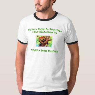 A Sweet TreeHouse T-Shirt