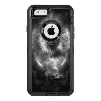 A-Synchronous Ethereal Clouds OtterBox Defender iPhone Case