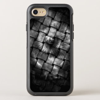 A-Synchronous Ethereal Clouds Weave OtterBox Symmetry iPhone 8/7 Case